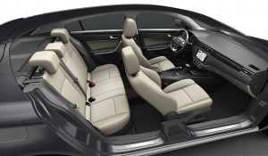 Qoros GQ3 Interieur