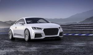 Audi TT quattro sport concept - Foto: Audi-Mediaservices