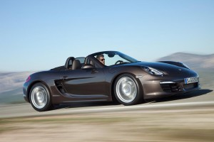 Porsche Boxter - Foto: Porsche