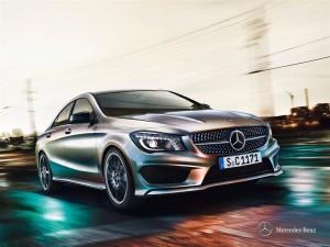 Mercedes-Benz-CLA AMG - Foto: Daimler AG