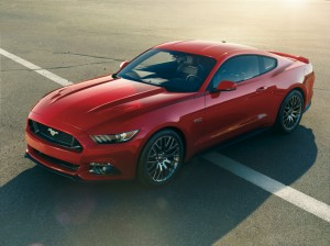 Ford Mustang 2015 - Foto: Ford