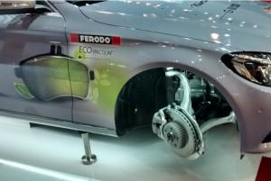 Ferodo Eco-Friction Bremsbeläge