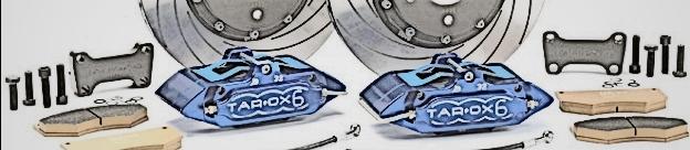 Tarox Bremsanlage Titel